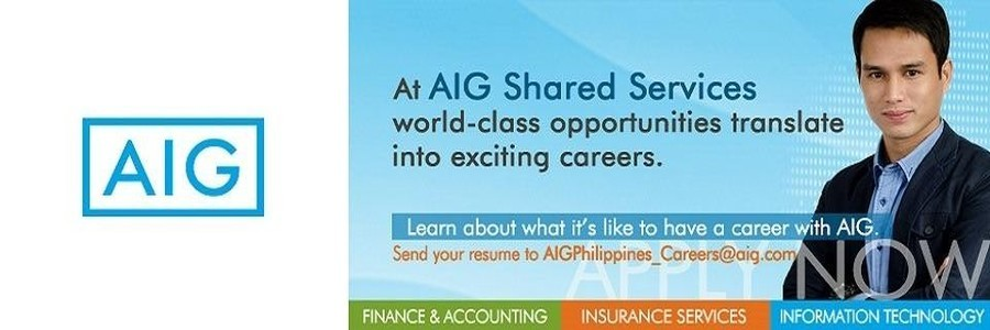 AIG - 2018 Early Career Analyst Program: SME Underwriting