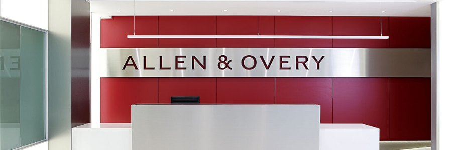 Allen & Overy profile banner