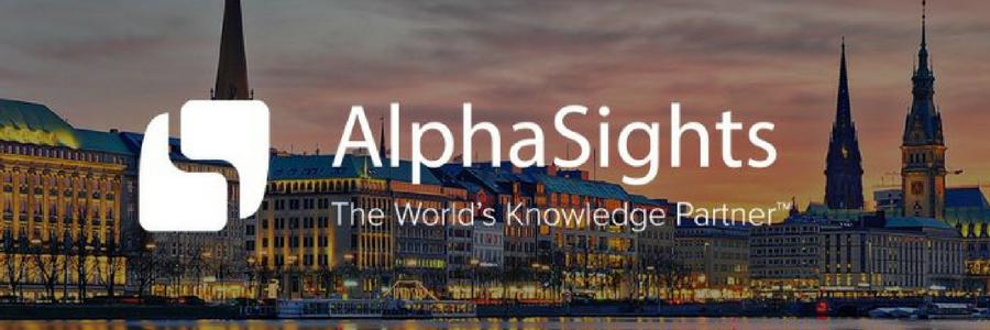 AlphaSights profile banner