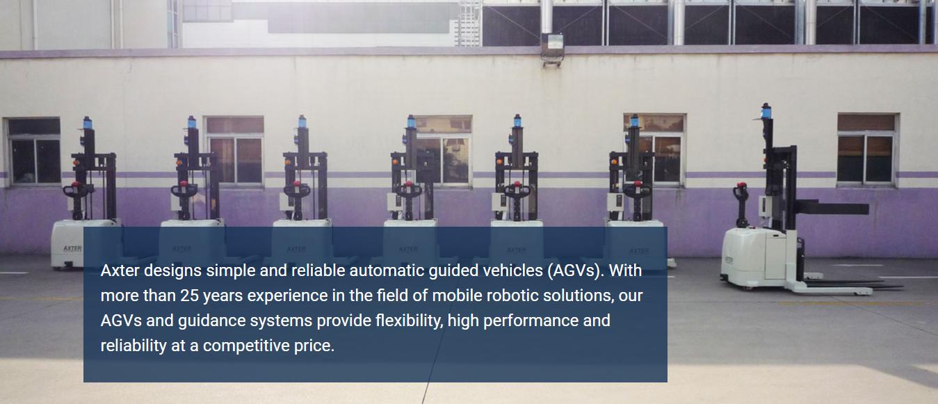 Graduate Programme - AGV Engineer profile banner profile banner