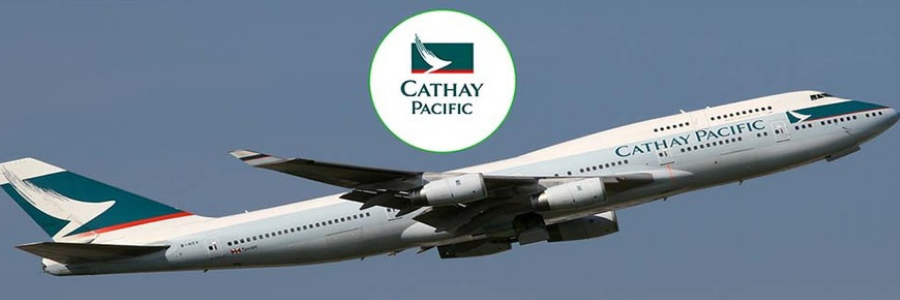 Cathay Pacific Airways profile banner