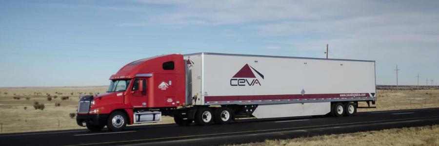 CEVA Logistics profile banner
