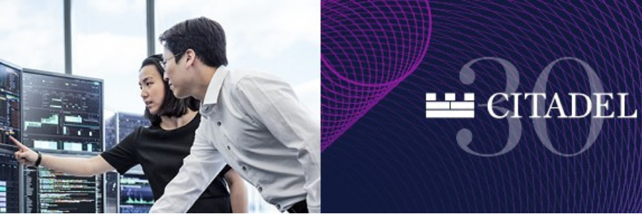 Quantitative Research Analyst Intern - APAC profile banner profile banner