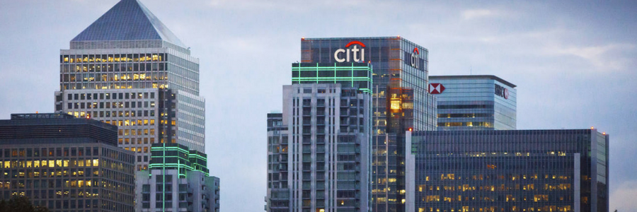 Citi Bank profile banner