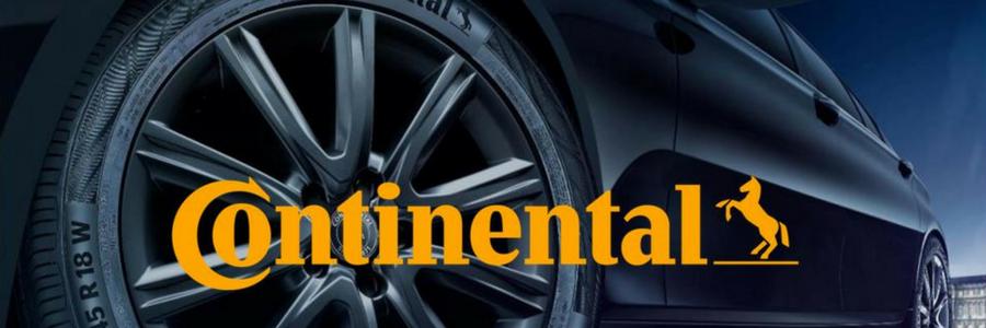 Continental profile banner