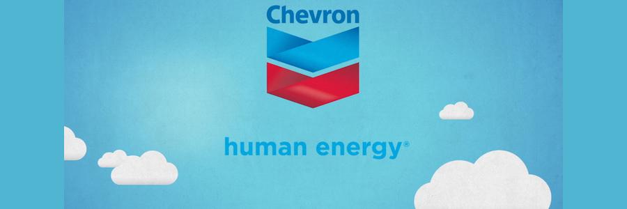 Chevron profile banner