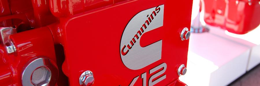 Cummins profile banner