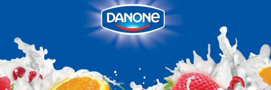 Danone profile banner