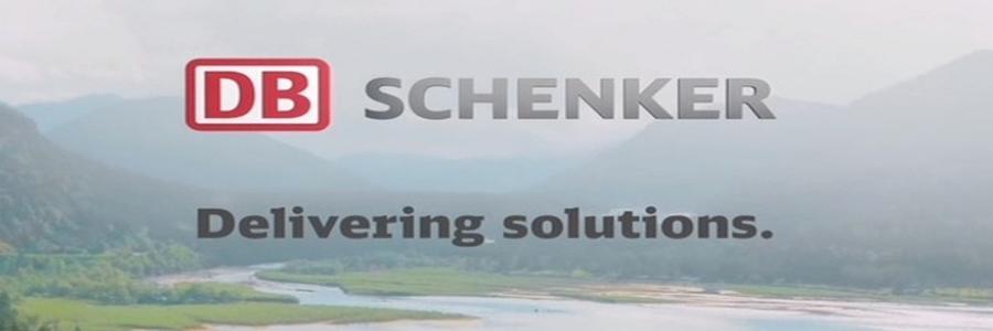 DB Schenker profile banner