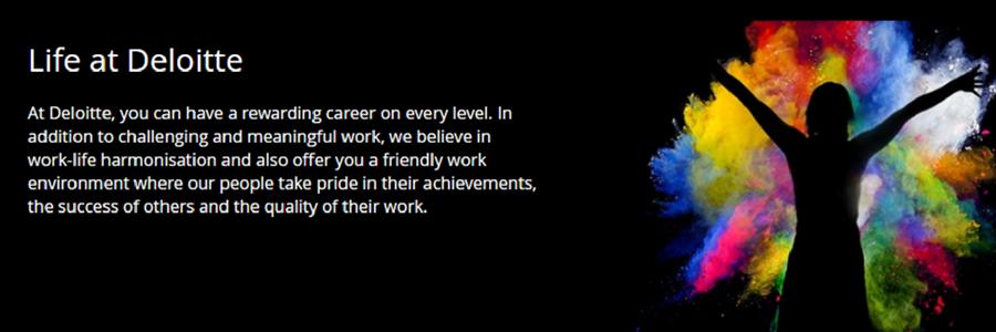 Deloitte Passport - 4th Year Students - Risk Advisory Intern - Ho Chi Minh City profile banner profile banner