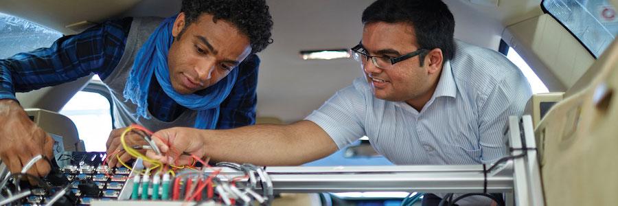 Mechanical Engineer-Propulsion Electronics profile banner profile banner