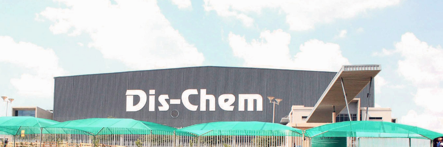 Dis-Chem profile banner