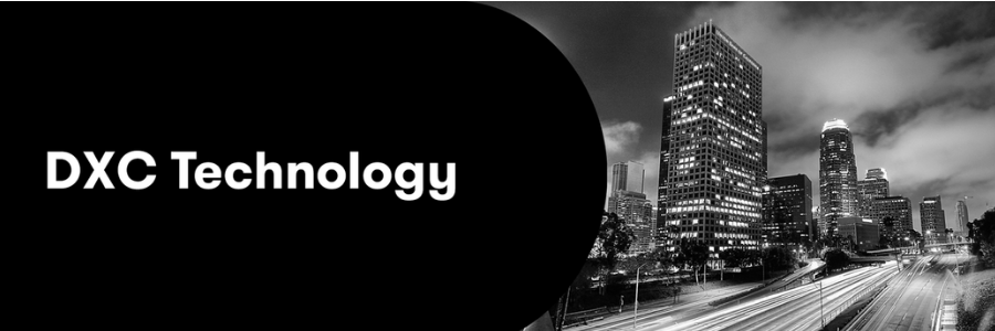 DXC Technology profile banner