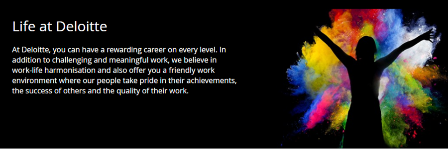 2018 Graduate Programme profile banner profile banner