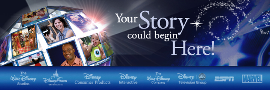 Finance Internship - Disney profile banner profile banner