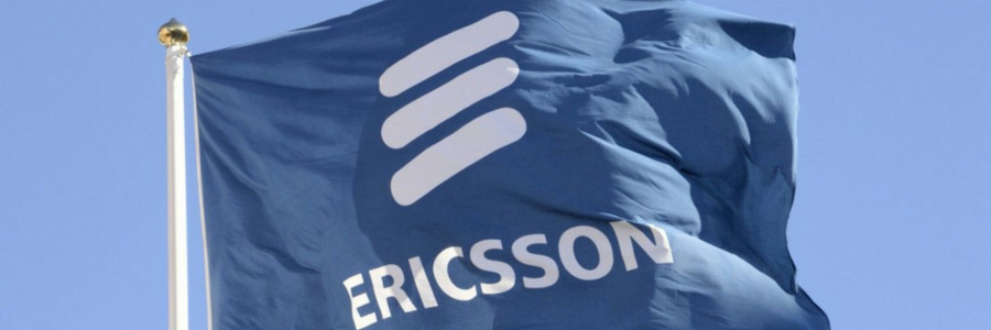 Ericsson profile banner