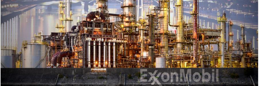 ExxonMobil profile banner