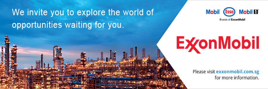 ExxonMobil - 2H2019 Internship Program (LNG Intern)