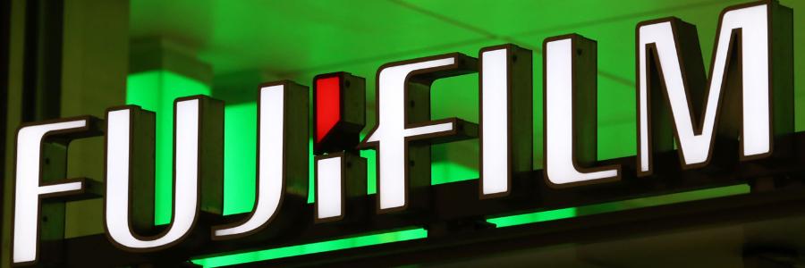 FujiFilm profile banner