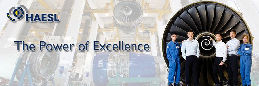 Aero Engine Repair Technician Trainee profile banner profile banner