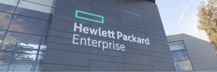 Hewlett Packard Enterprise profile banner