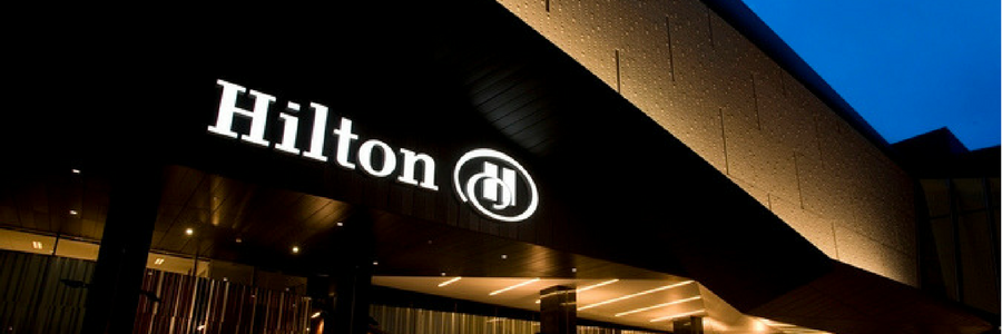 Hilton profile banner