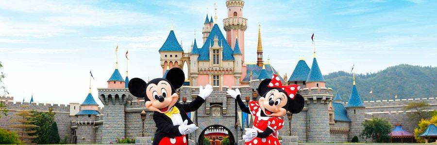 Disney profile banner