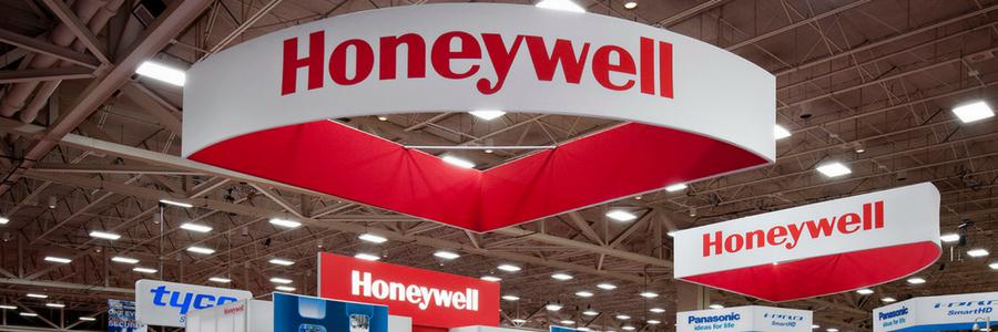 Honeywell profile banner