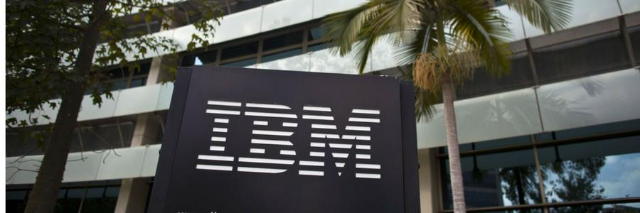 IBM profile banner