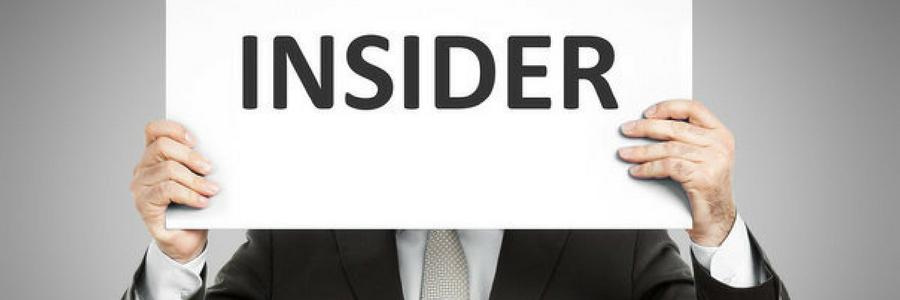 Insider profile banner