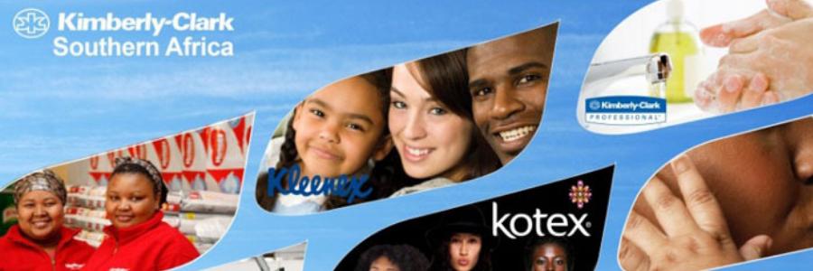 Kimberly-Clark profile banner
