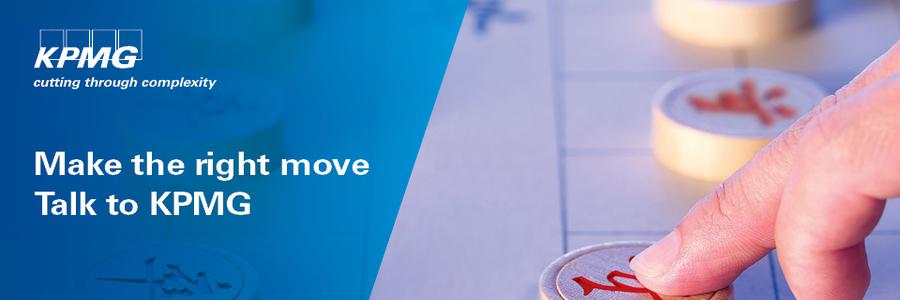 Internship - KPMG Business School (Learning & Development) profile banner profile banner
