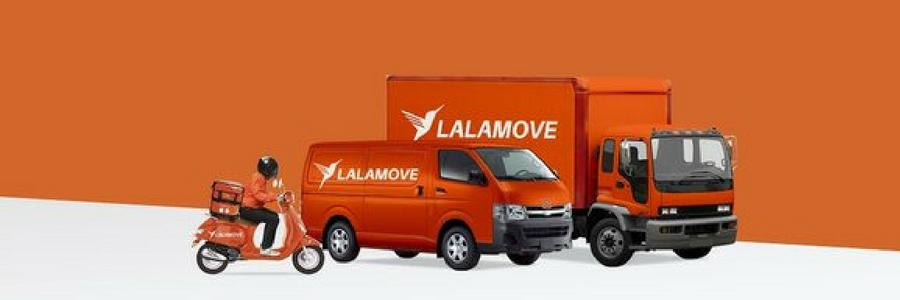 Lalamove profile banner