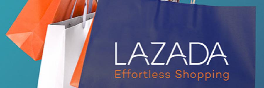 Lazada profile banner