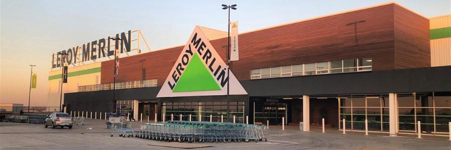 LEROY MERLIN profile banner