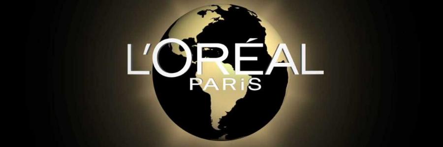 L'Oréal profile banner