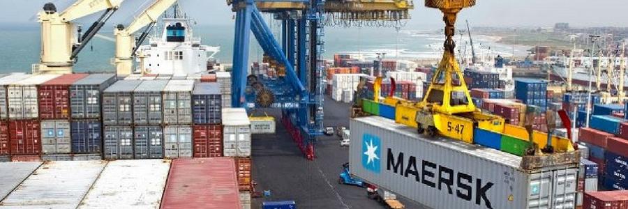 Maersk Line profile banner