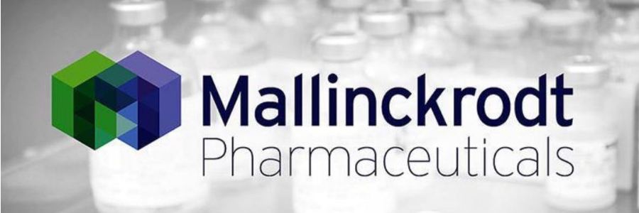 Mallinckrodt Pharmaceuticals employment opportunities (3 available now!)
