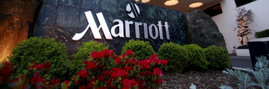 Marriott International profile banner
