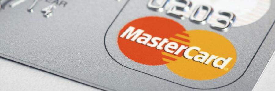 Mastercard profile banner