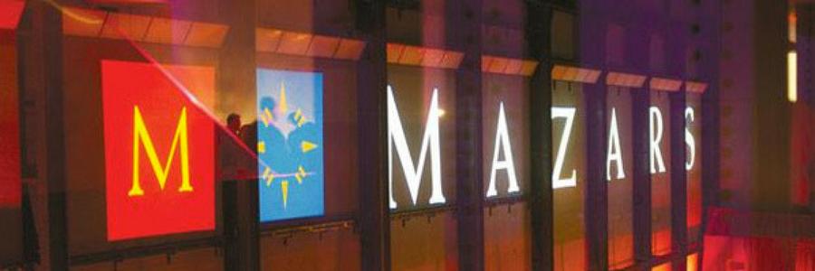 Mazars profile banner
