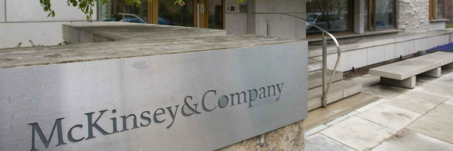 McKinsey & Co. profile banner