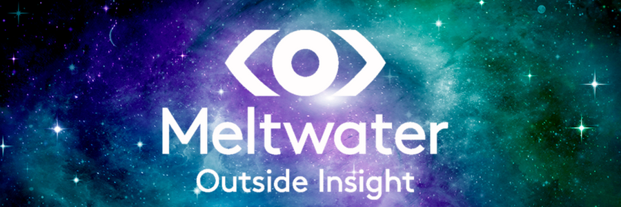 Meltwater profile banner