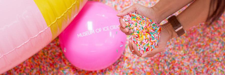 Museum of Ice Cream profile banner