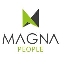 Magna People logo