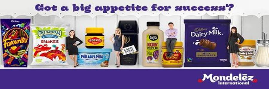 Mondelez International profile banner
