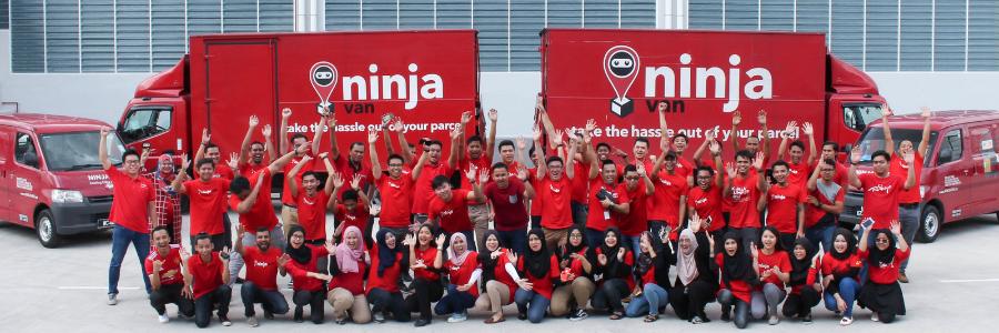 Ninja Van profile banner