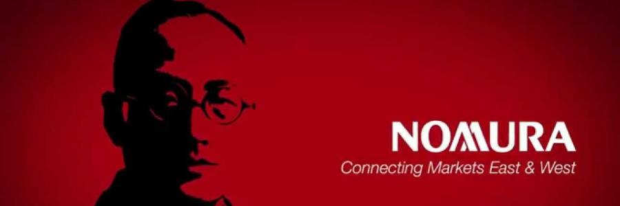 Nomura profile banner