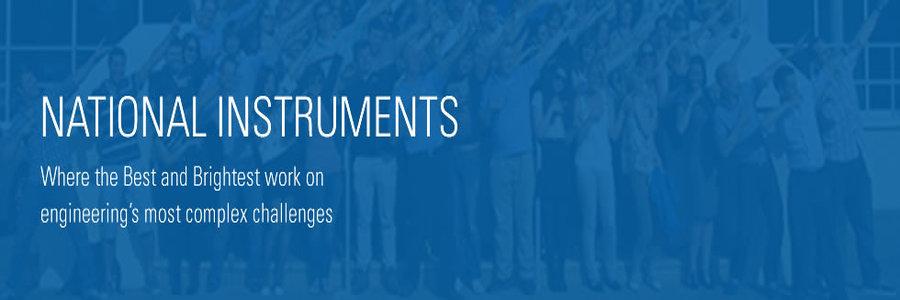 National Instruments profile banner