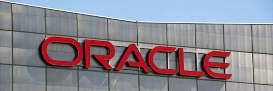 Oracle profile banner